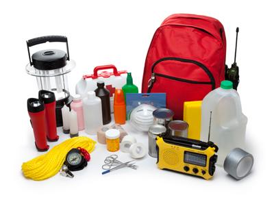 Emergency Supply Bag