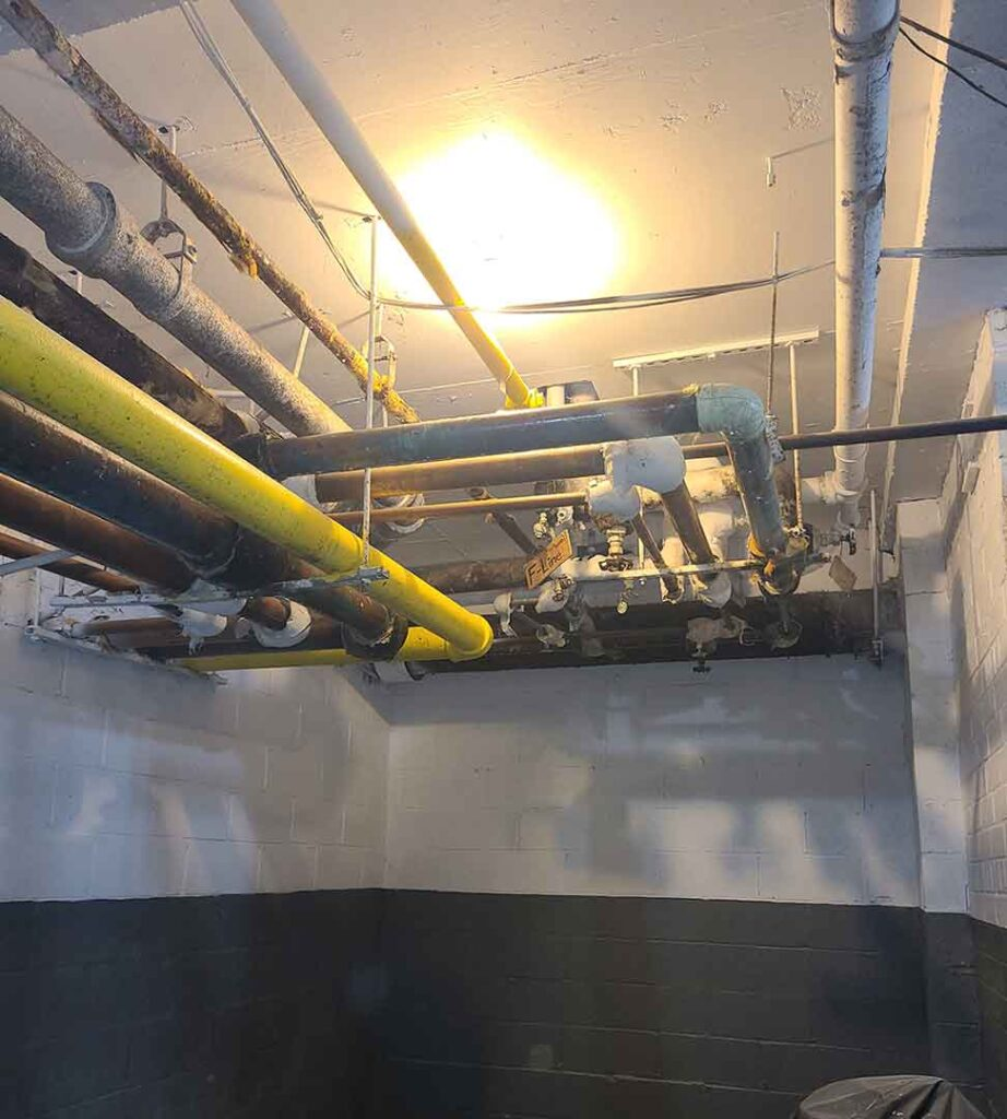 ITS Environmental Services Mold Remediation Job 8-2021 After 3